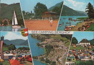 Österreich - Österreich - Landskron - See-Camping Berghof - ca. 1985