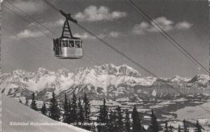Österreich - Österreich - Kitzbühel - Hahnenkammbahn - 1964