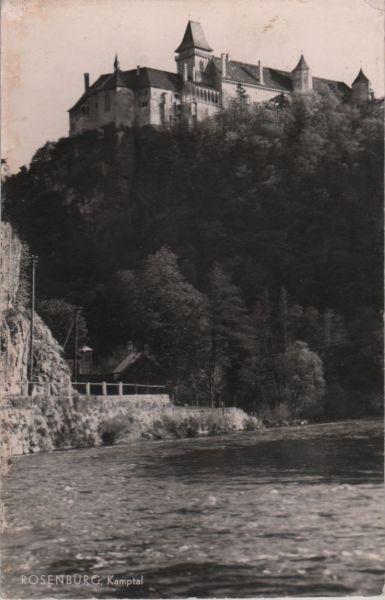 Österreich - Österreich - Rosenburg - Kamptal - 1957
