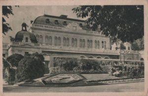 Österreich - Österreich - Baden - Blumenuhr und Trinkhalle - 1943