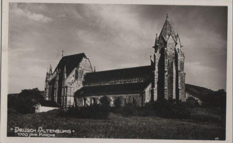 Österreich - Österreich - Bad Deutsch-Altenburg - 1000 jähr. Kirche - 1931