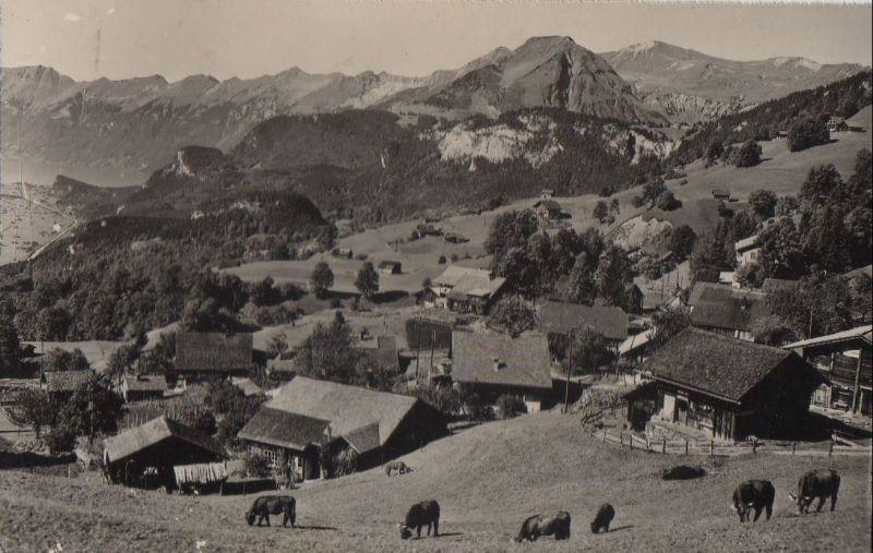 Schweiz - Schweiz - Hasliberg - Wasserwendi - 1958