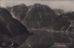 Österreich - Österreich - Hallstatt - gegen Dachsteingruppe - 1963