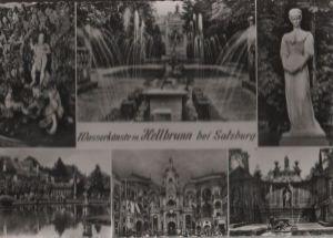 Österreich - Österreich - Salzburg, Hellbrunn - Wasserkünste - ca. 1960