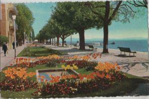 Schweiz - Schweiz - Neuchâtel - Quai Osterwald - ca. 1960