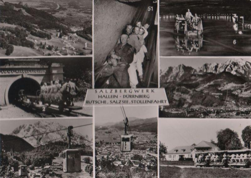 Österreich - Österreich - Hallein - Salzbergwerk - ca. 1955