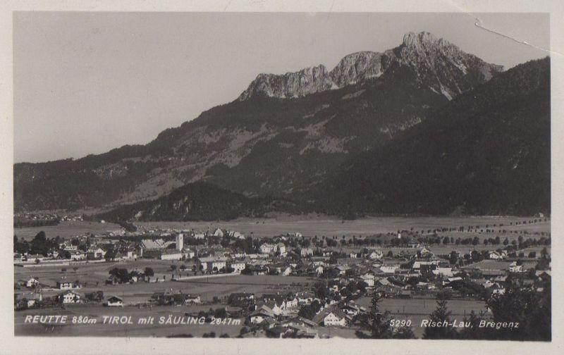 Österreich - Österreich - Reutte - mit Säuling - 1937 0