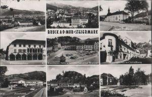 Österreich - Österreich - Bruck an der Mur - u.a. Arbeitsamt - ca. 1965