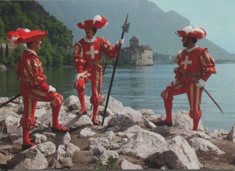 Schweiz - Schweiz - Vevey - Fete des Vignerons - 1977