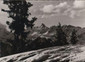 Österreich - Österreich - Schruns - Blick zur Zimba - 1964