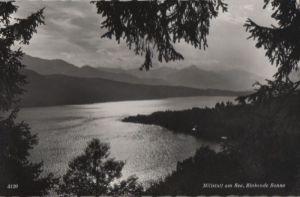 Österreich - Österreich - Millstatt - Sinkende Sonne - ca. 1955