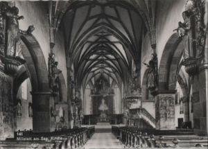 Österreich - Österreich - Millstatt - Kircheninneres - 1969