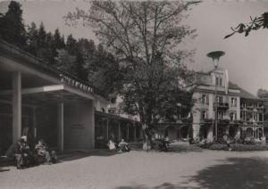 Österreich - Österreich - Villach - Thermal-Hallenbad - 1961