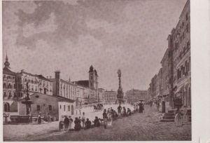 Österreich - Österreich - Linz - Hauptplatz - 1938