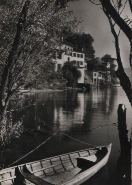 Schweiz - Schweiz - Ascona - Heimstätte Bibelgruppen Moscia - ca. 1960