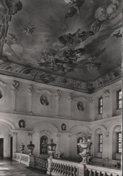 Österreich - Österreich - Furth - Stift Göttweig - Deckenfresko - ca. 1955