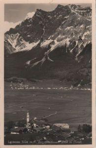Österreich - Österreich - Lermoos - mit Zugspitzmassiv - 1942