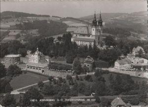 Österreich - Österreich - Pöstlingberg - Fliegeraufnahme - 1957