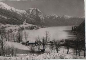 Österreich - Österreich - Grundlsee - mit Totem Gebirge - 1966