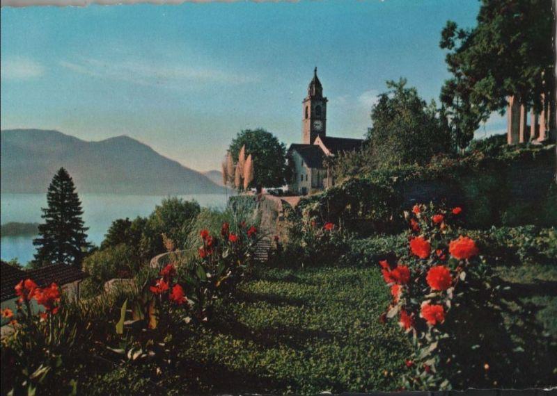 Schweiz - Schweiz - Ronco sopra Ascona - Porto Ronco - ca. 1980