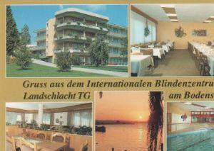 Schweiz - Schweiz - Gruss aus dem Internationalen Blindenzentrum Landschlacht TG am Bodensee - ca. 1985