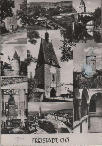 Österreich - Österreich - Freistadt - mit 9 Bildern - ca. 1955