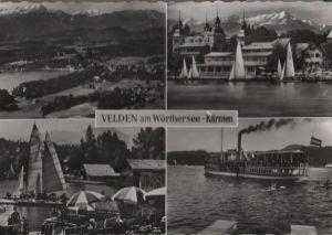 Österreich - Österreich - Velden - mit 4 Bildern - ca. 1965