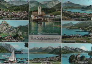 Österreich - Österreich - Salzkammergut - u.a. Bad Ischl - 1962