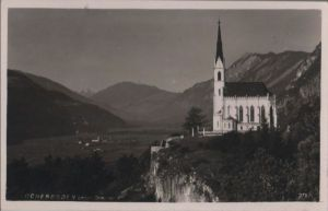 Österreich - Österreich - Mötz - wallfahrtskirche Locherboden - ca. 1935