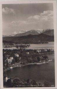 Österreich - Österreich - Pörtschach - mit Hochobir - ca. 1955