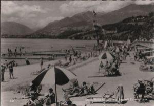Österreich - Österreich - Millstatt - Strandbad mit Sprungturm - ca. 1965
