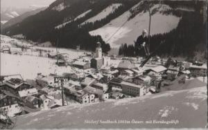 Österreich - Österreich - Saalbach - mit Bernkogellift - 1963