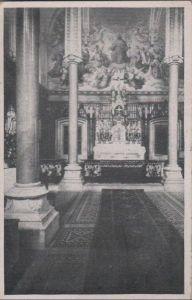 Österreich - Österreich - Mayerling - Hochaltar der Karmelkirche - ca. 1950