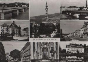 Österreich - Österreich - Braunau am Inn - u.a. Stadtplatz - 1968