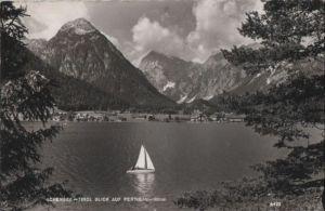 Österreich - Österreich - Achensee - Blick auf Pertisau - 1957