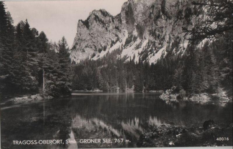 Österreich - Österreich - Tragöß - Oberort, Grüner See - ca. 1950