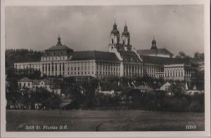 Österreich - Österreich - Sankt Florian - Stift - ca. 1950
