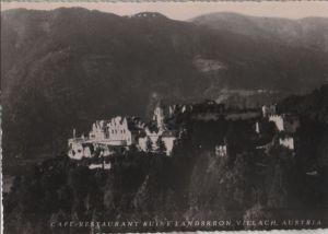 Österreich - Österreich - Villach - Ruine Landskron - 1956