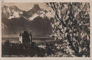 Schweiz - Schweiz - Thun - Frühling - 1932