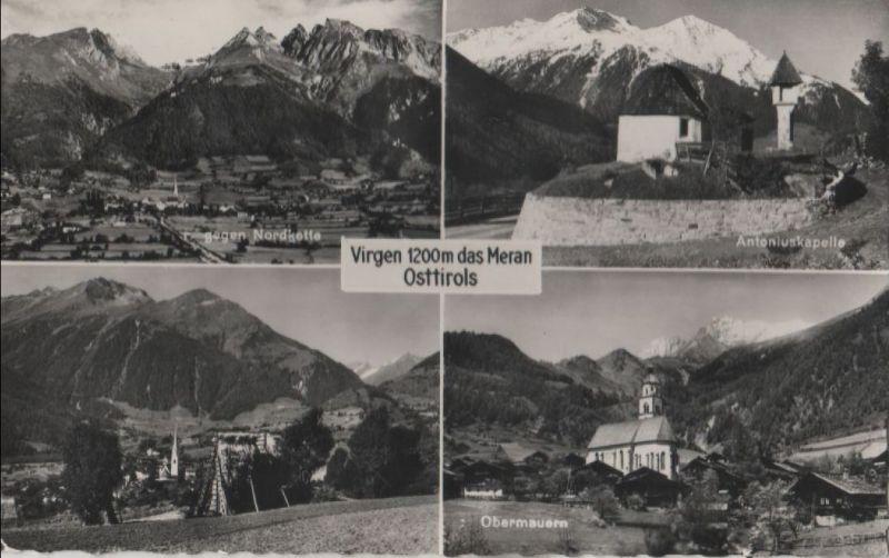 Österreich - Österreich - Virgen - mit 4 Bildern - 1970