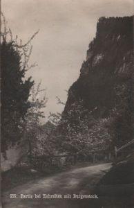 Schweiz - Schweiz - Kehrsiten - Partie mit Bürgenstock - ca. 1930