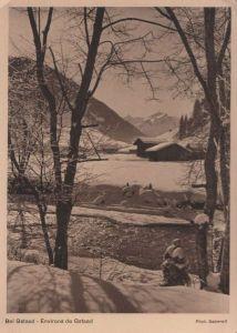 Schweiz - Schweiz - Gstaad - Environs - ca. 1950