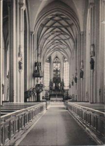 Österreich - Österreich - Steyr - Mittelschiff der Stadtpfarrkirche - ca. 1960