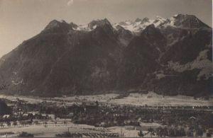 Österreich - Österreich - Bludenz - mit Rhätikon - ca. 1950