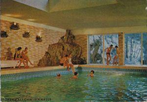 Österreich - Österreich - Naintsch-Heilbrunn - Hallen-Schwimmbad - 1965