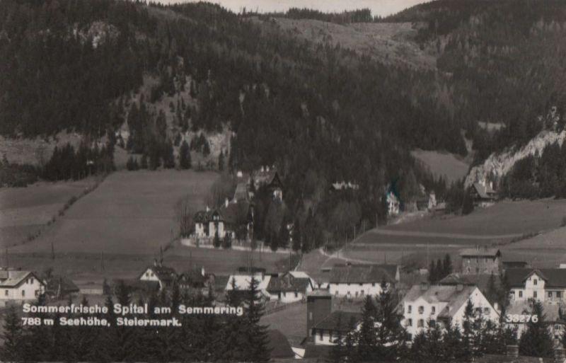 Österreich - Österreich - Spital - Sommerfrische - 1963