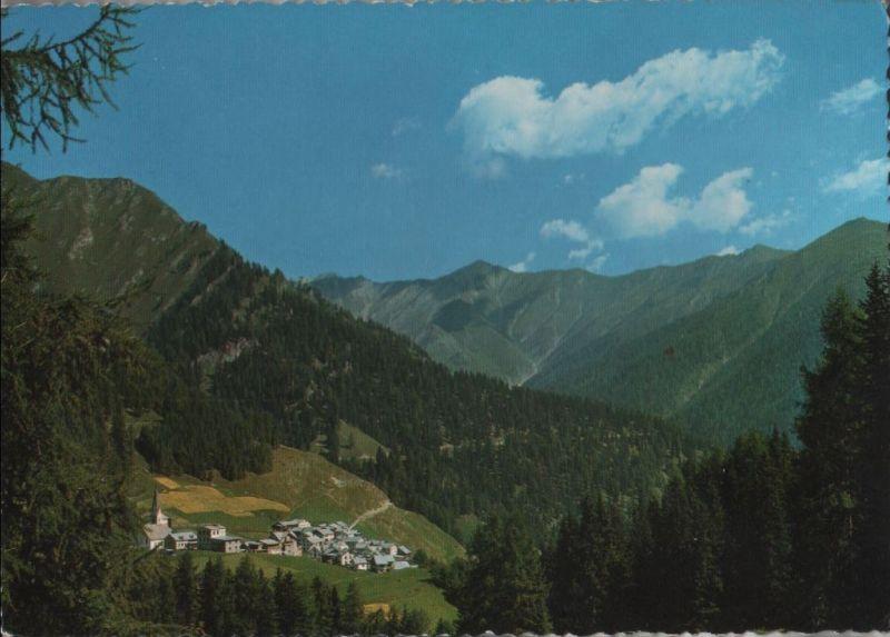 Schweiz - Schweiz - Samnaun-Compatsch - 1965