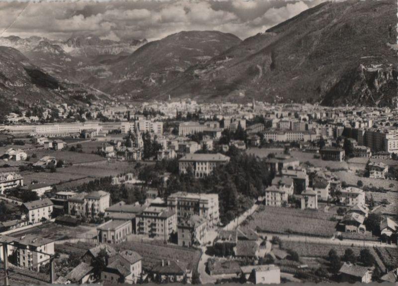 Italien - Italien - Bolzano - Bozen - Gries, Panorama - ca. 1965