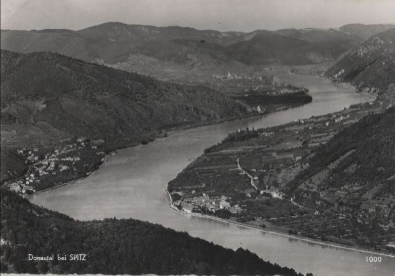 Österreich - Österreich - Spitz - Donautal - 1960