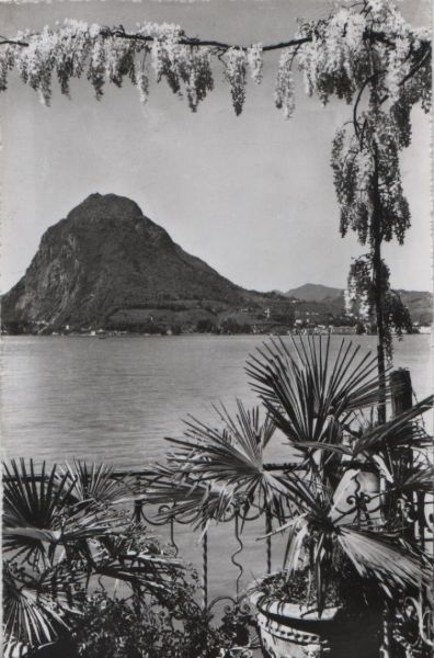 Schweiz - Schweiz - Lugano - Paradiso - Monte S. Salvatore - ca. 1960